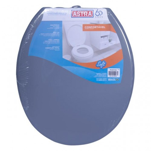 ASSENTO ASTRA SOFT AZUL 1 PC 1