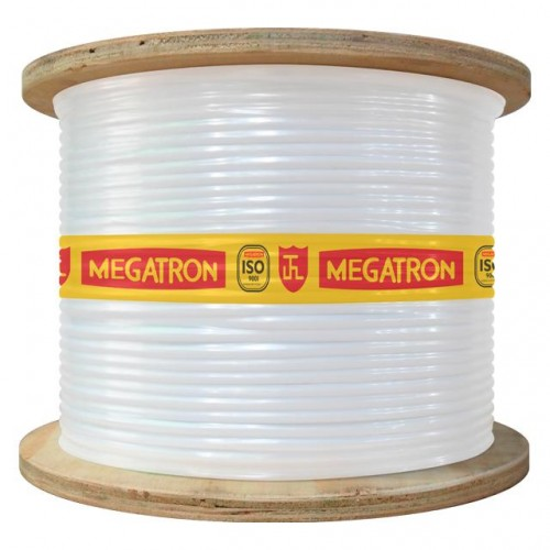 FIO COAXIAL MEGATRON 59 (67%)BCO BOBINA M 300