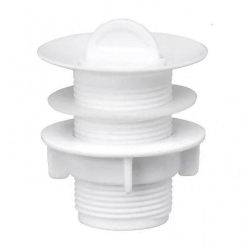 VALVULA TANQUE PVC BCO FERE -54071- PC 1