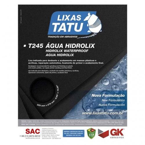 LIXA D AGUA HIDROLIX 150  PC 50