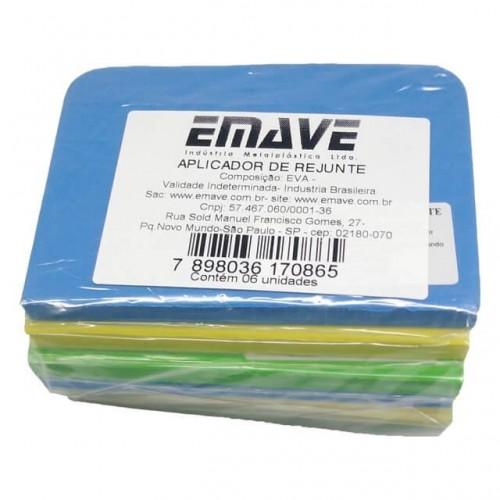 APLICADOR REJUNTE DE EVA  EMAVE 209  PC 6