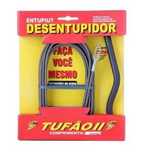 DESENTUPIDOR TUFAO II 10 MTS PC 1