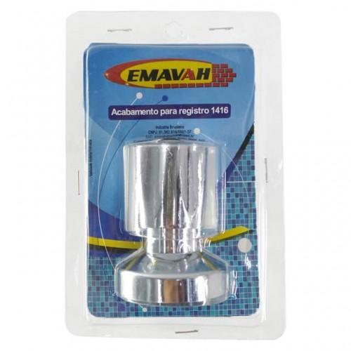 ACABAMENTO P/REG. EMAVAH ABS  C50  (BLISTER)  AC50 PC 1